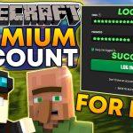 Free Minecraft Accounts premium (October 2021) Free Minecraft Accounts